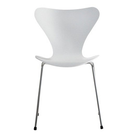 Silla Jacobsen Butterfly Clasica Patas Hierro Madera Fact A