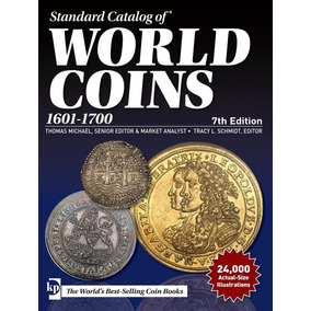 Catalogo Numismatico World Coins Monedas 2018 7