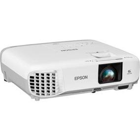 Projetor Epson Powerlite 1280x800 Wxga 3500 Ansi Lúmens W39