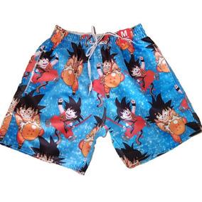 Kit3 Shorts De Tactel Praia Verão Bermuda Masculina e315b2bae91