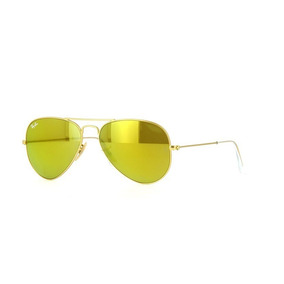 7bf41e2020296 Oculos Aviador Amarelo De Sol - Óculos no Mercado Livre Brasil