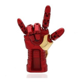 Usb 8 Gb En Forma De Mano De Iron Man