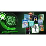 Xbox Game Pass Por Un Mes Juega Sin Limites
