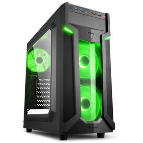 Pc Gamer Amd Phenom Ii Quad Core + R7 240 2gb Ddr5 Ssd