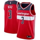 80de3c14c Camisa Regata Nba Basquete 1 Washington Wizards  3 Beal