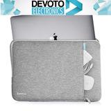 Funda Bolso Apple Macbook Pro Air 15 13 Ipad Pro 12.9 Tomtoc