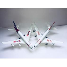 Aviao Da Lam E Gol Sonoro E Fricçao 17x21cm