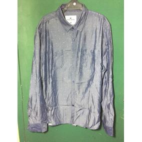 Linda Camisa Jeans Da Pool - Camisa Manga Longa Masculinas no ... c2a6a91a0eabc