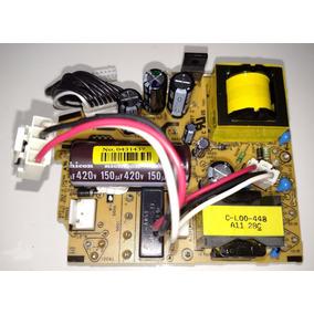 Fonte Ac Para Projetor Epson X14+ / H434a -