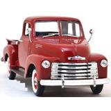 Welly 1953 Chevrolet 3100 Pickup Truck Clasica 1:24 Roja