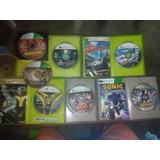Juegos Xbox 360, Kinet, Cables + Consola De Regalo