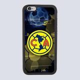 Protector Funda Case Goma Aluminio America Futbol Equipo
