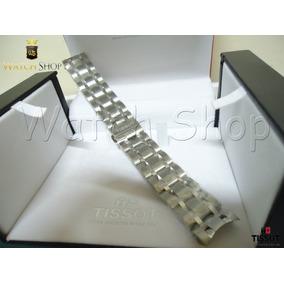 Pulseira Aço Tissot T-trend Couturier T035617a 23mm Original