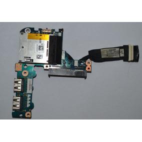 Placa Controladora Sata Usb Cartão Netbook Acer One Kav60