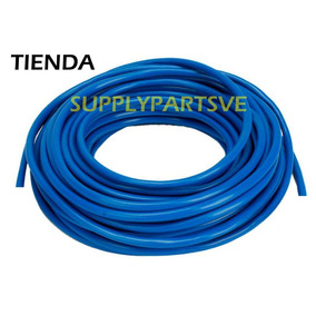 Cable Utp Cat5e Por Metro Azul Cca Lan Cable Internet Redes