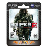 Sniper Ghost Warrior 2 -ps3- (digital) **
