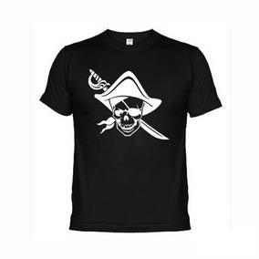 Camiseta Piratas Do Caribe Caveira Raridade Personalizada ... ecfb2a48957
