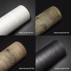 Adesivo Vinil Texturizado - 3,0x0,60m - Vários Modelos