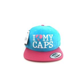 Boné True Heart Feminino Aba Reta Tp Camurça I Love My Caps 131ccaaf107