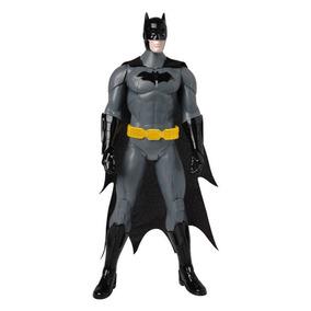 Boneco Fala Batman Articulado 35cm Liga Da Justiça Candide