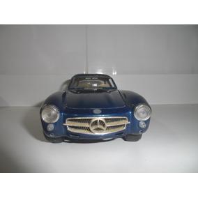 Mercedes 300 Sl 1954 Burago 1/18