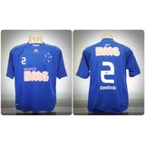 Camisa Cruzeiro 2010 #070