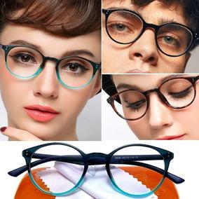 4c39ecec6d60f Armacao Redonda Geek Fosco - Óculos no Mercado Livre Brasil