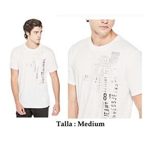 Polos T-shirts Guess De Hombre Originales Talla M Colores 65ebe1a70fb
