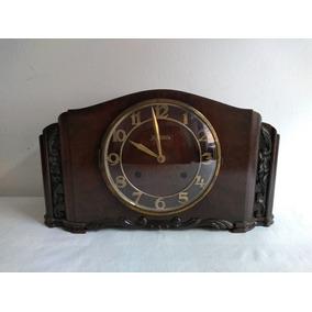dd06e5c9d12 Relogio De Mesa Antigo Reguladora - Relógios no Mercado Livre Brasil