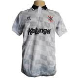 Camisa Do Corinthians Kalunga Listrada no Mercado Livre Brasil 51b1c4db12e90