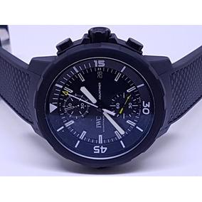 33c637e305e Relógio Iwc Aquatimer Galapagos Islands Raro!! - Relógios no Mercado ...