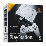 Playstation Mini Classic Edition Nueva/ Mathogamestore
