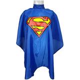 Capa De Corte Infantil Estampa Super Heróis