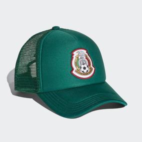 Gorra adidas Mexico Trucker 2018 Original Envió Gratis! 07a015a3cb9