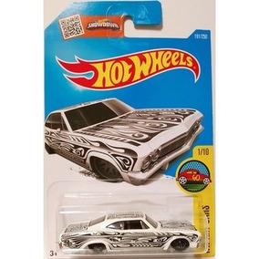 Juguete Hot Wheels 65 Chevy Impala Matel Carro Hotwheels
