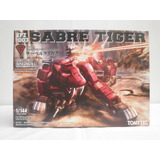 1/144 Mss Mz003 Zoids Epz-003 Saber Tiger - Model Kit