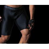 Shorts Bermuda De Compressão Masculina Leg Day