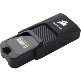 Pen Drive 64gb Usb 3.0 Corsair Flash Voyager Slider X1