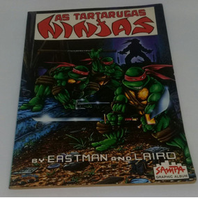 Hq As Tartarugas Ninjas By Eastman And Laird