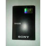Batería Sony Ba600