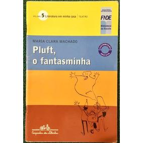 Pluft, O Fantasminha - ( Usado )
