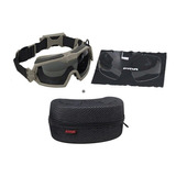 Óculos Fma Tático De Proteção Cooler Antiembaçante Airsoft