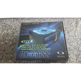 Fonte Raidmax Rx-730ss Nova 730 W Modular Led