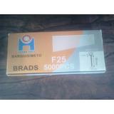 Clavos F25 Para Clavadora Neumatica