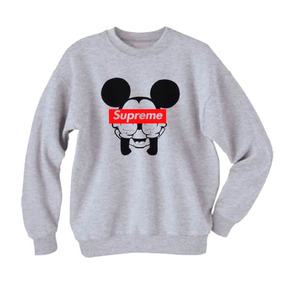 Buzo Supreme - Mickey Mouse Unisex
