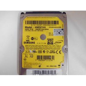 Hd 320gb Samsung Hm321hi *defeito