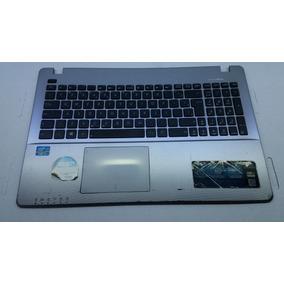 Carcaça Base Com Teclado Para O Notebook Asus X550c