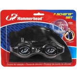 Kit Hammerhead Natação Óculos + Touca + Protetor De Ouvido