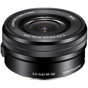 Lente Sony 16-50mm F 3.5-5.6 Oss E Pz Selp1650 d55ca7da16