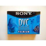 Filmadora Mini Dv--- 4 Cassette Sony Y Tdk Dvc 60 A S/. 38